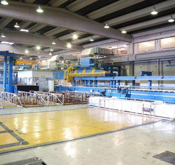 Alüminyum Profil Üretim Hatları